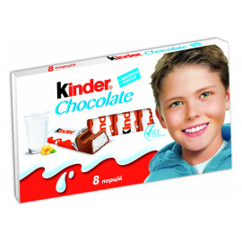 Kinder Chocolate, 100 г