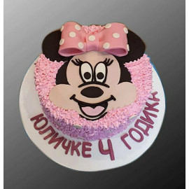 "Торт ""Minnie mouse"""